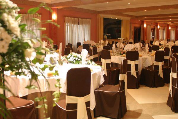 Restaurante Casamar Salón Cantábrico Interior