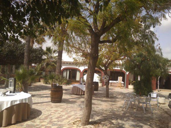 Restaurante Casamar - Terraza Salón Cantábrico 1