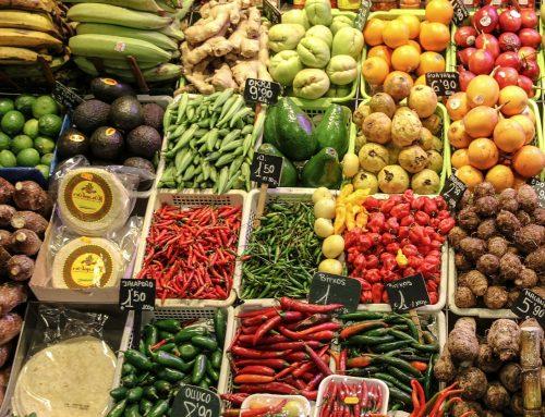 ¿Cuáles son las frutas y hortalizas de febrero?